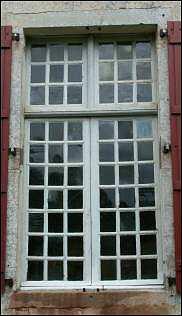 fen tres abbaye la hoguette crois e petits carreaux petits bois traverse d 39 imposte. Black Bedroom Furniture Sets. Home Design Ideas
